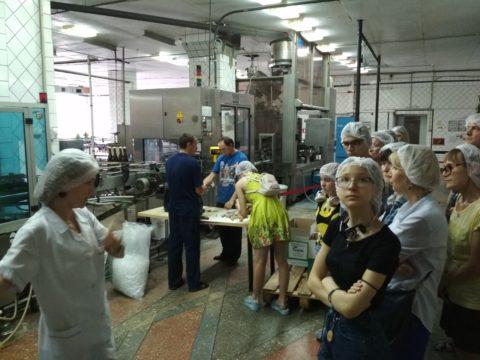 Экскурсия на Ростовский завод шампанских вин